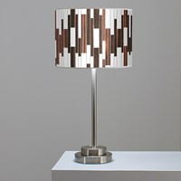 Jefdesigns Tile 1 Table Lamp