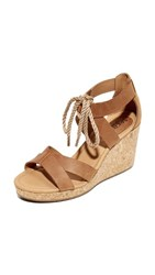 Sperry Dawn Ari Wedge Sandals Sierra