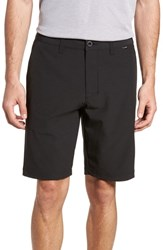 Travis Mathew Beck Stretch Performance Shorts Black