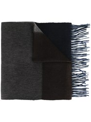 Norse Projects X Begg And Co Striped Scarf Multicolour