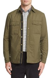 Rag And Bone Men's Insulated Shirt Jacket