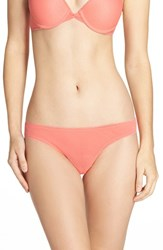 Ongossamer Women's On Gossamer 'Hip G' Mesh Thong