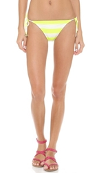 Juicy Couture Sixties Stripe Bikini Bottoms