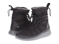 Nike Roshe Run One Hi Black Cool Grey Women's Cold Weather Boots