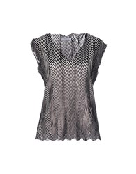 Max And Co. Topwear Tops Women Black