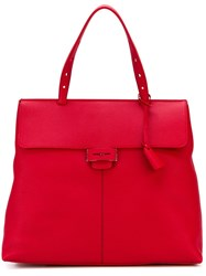 Myriam Schaefer 'Lord' Tote Red