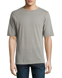 Dime City By Mercury Mfg. Co. Sixty Five Contrast Stitch Tee Olive
