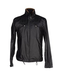Hogan Coats And Jackets Jackets Men Black