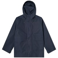 Nanamica Gore Tex Cruiser Jacket Blue