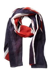 Forever 21 Union Jack Scarf
