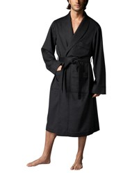 Neiman Marcus Cashmere Robe Charcoal