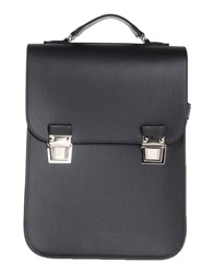 La Cartella Handbags Black