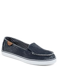 Sperry Zuma Navy Canvas Sneakers