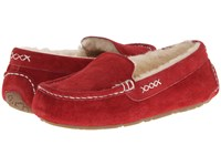 Old Friend Bella Ruby Slippers Red
