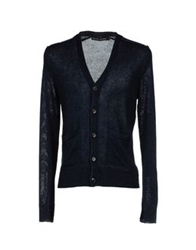 Ralph Lauren Black Label Cardigans Dark Blue
