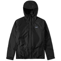 Patagonia Insulated Torrentshell Jacket Black