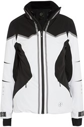 Lacroix Pulse Faux Fur Trimmed Padded Shell Ski Jacket