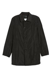 Sanyo S B Raincoat Black