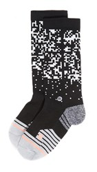 Stance Athletic Crew Rapido Socks Black