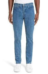 A.P.C. Men's Low Standard Skinny Fit Straight Leg Jeans