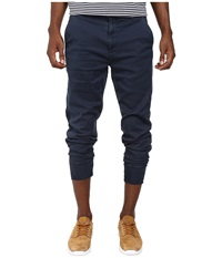 Paige Baxter Jogger In Navy Sea Navy Sea Men's Jeans