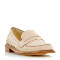 Dune Gerry Formal Loafers Nude