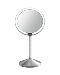 Simplehuman Mini Sensor Makeup Mirror With Travel Case 5 No Color