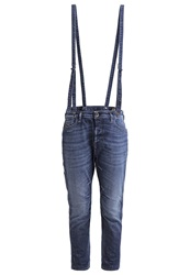 Diesel Eazeework Relaxed Fit Jeans 0836W Blue Denim