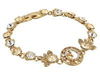 Marchesa 7.25 In Flex Bracelet Gold Gold Multi Bracelet