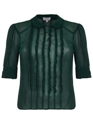 Ghost Libby Blouse Portia Green