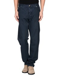 Historic Research Trousers Casual Trousers Men Dark Blue