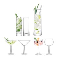 Lsa International Gin Cocktail Set