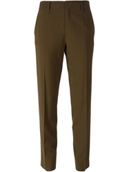 Forte Forte Tapered Trousers Brown
