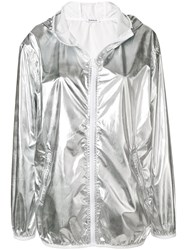 P.A.R.O.S.H. Parking Jacket Silver