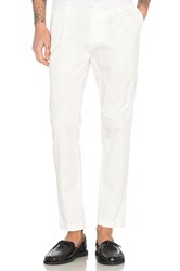 Scotch And Soda Formal Chino Pants White
