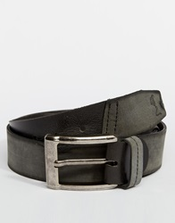 Religion Belt Grey
