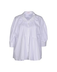 Rossopuro Shirts Shirts Women White