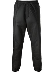 Dsquared2 Drop Crotch Track Trousers Black