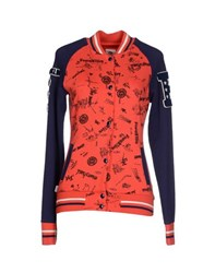 Franklin And Marshall Topwear Sweatshirts Women