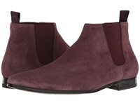 Paul Smith Marlowe Boot Aubergine Men's Shoes Purple