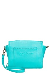 Pepe Jeans Minitas Across Body Bag Acqua Turquoise