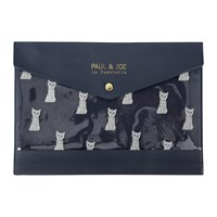 Paul And Joe A5 Stationery Case Chess Cat