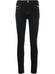 Versace Jeans Couture Mid Rise Skinny Jeans 60