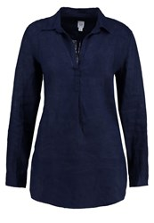 Gap Tunic Navy Uniform Dark Blue