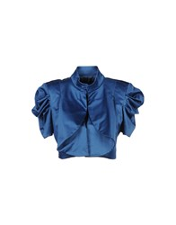 Elisabetta Franchi For Celyn B. Suits And Jackets Blazers Women Blue