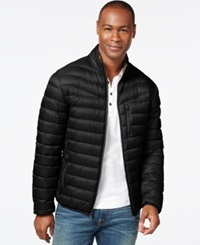 Inc International Concepts Solid Down Packable Jacket Only At Macy's Black