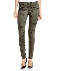 Black Orchid Jeans Billie Zipper Skinny In Armed And Ready