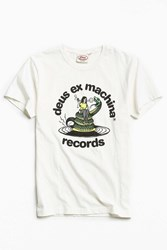 Deus Ex Machina Coil Tee White