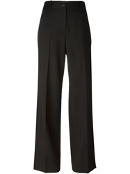 Helmut Lang 'Sateen' Trousers Black