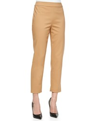 Magaschoni Stretch Ankle Pants Women's